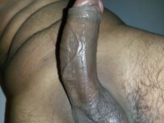 View from the bottom after freshly shaven nd oiled. U like?