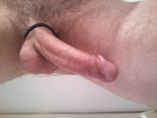 Mmmmmm, now that hon, is gorgeous and very, very, delicious looking.  I know I'd have to suck that cock.....put it in my hand and watch it disappear when I show it my mouth.  MILF K