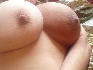 Can't get enough of your HARD NIPPLES and gorgeous TITS!