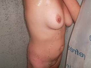Mmmm i love your boobs, your getting me hard. xxxxxxxx,s.
