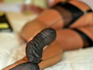A pair of shoes?...isn't quite what you had in mind I guess. Oh well, if you'll kindly allow me to rub my erection against your feet, I think it will help me come up with the right answer. XXXXXX :-)