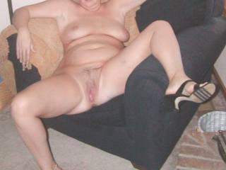I love to put my tongue in that pussy and after she is all steamed up and excited, I will shaft in my throbbing cock and let her have my Fresh, Thick and Gluey hot spicy cum for her to savor.