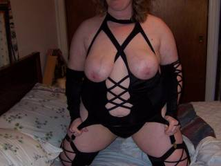 great outfit.......very sexy picture