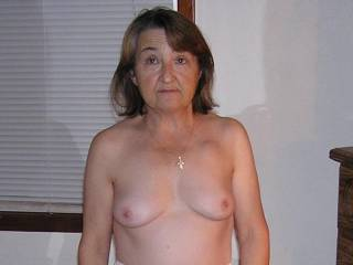 She has no problem being nude