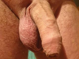 My soft cock