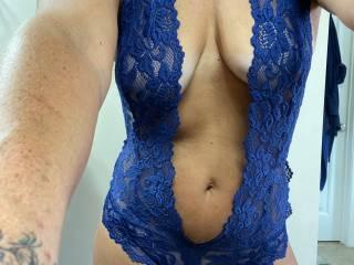 Got some new lingerie. Like it?