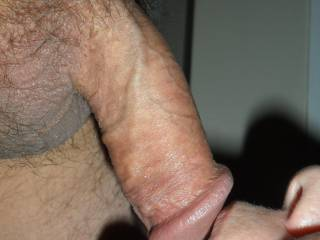Sucking a cock when it is still soft can be a wonderful way t begin a blowjob!  HD