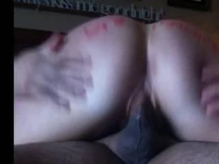 Short version of sex this morning!