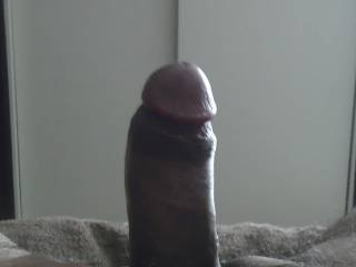 I think it needs to be swallowed and sucked off.  What do you think about my thinking?  Mrs. K