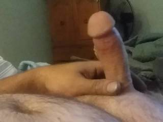masturbating till i cum with a nice thick load
