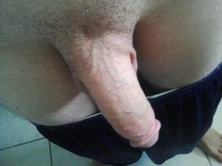 OMG yes I want it, I want it all!!! I will lick and suck those luscious balls and that tasty cock dry!!! ;-P ;-P ;-P