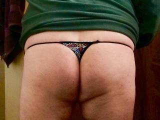 Just love my sexy panties!