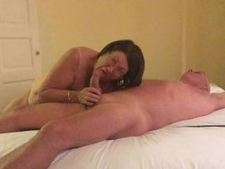 Part 1 of 2 Nothing but cumshots. Some with the wife others by myself. Lots of fun.