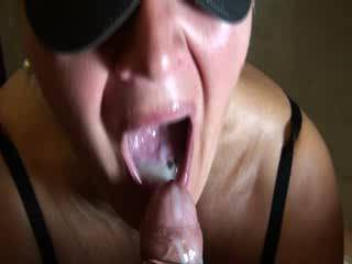 THIS LADY IS ABSOLUTELY FUCKING MAGNIFICENT !! I'M READY 2 BLOW MY NUTS IN HER HOT FUCKING MOUTH !! THANKS 4 SHARING !!