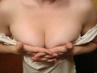 are they big enough for a titfuck?