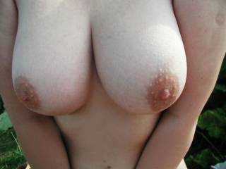 i would love to suck on the nipples and run my lips all over your breasts and then jerk my cock until i cum all over your sexy breasts and watch as you lick all the cum off. And then spend the rest of the night exploring , kissing and running my lips all over your sexy body.