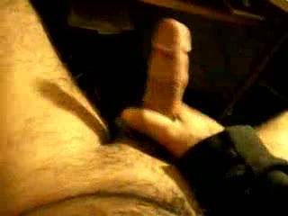 Damn, great orgasm and lots of cum. You clearly enjoyed your dick beating session.
