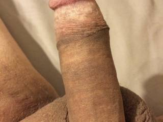 Simply, my smooth weiner. What would you like to do with it?