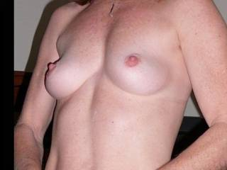 My breasts are needing some attention