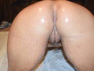 Like my shinny slippery ass?