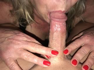 wife sucking