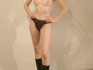babe, I took one look at this and my cock stiffened like never before! You are definitely hot!