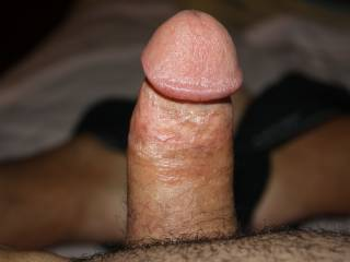 I think I want to lock my lips around that sexy cock head and suck on it...I'll tug on it and dart my tongue in your cum hole...as I'm sucking it.  Wanna watch this married woman swallow your entire cock and then your cum?  Mrs. K