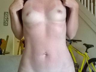 Teasing hubby...well i take that back. I\'m a sure thing! hubby\'s little hotwife!