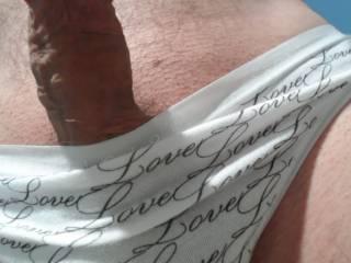 New VS panties