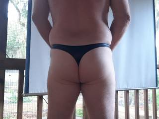 A new thong the wife bought  me