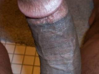 Mmm love to!!! Do you think you could get all of your BBC meat deep inside my white pussy if I sat down on it??,?