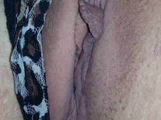 Let me lick an suck your delicious looking pussy