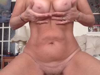 Wife in panties upload