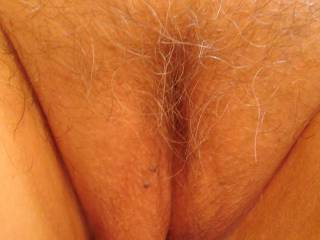 Pretty much as close up as you can get...for the hairy lovers xoxo