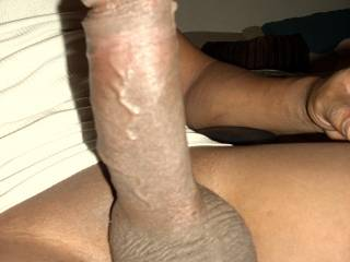 feeling a lil horny. Friend caught me off-guard-Then they sucked my dick.