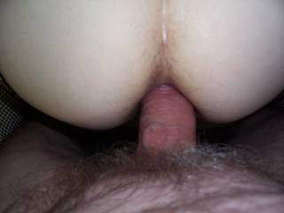 She can suck my cock while you fuck her ass.