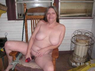 sexy smile, great body and a vibrator in her pussy how could i not enjoy hmmmm