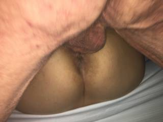 Balls deep in a hot Asian Hot wife