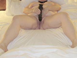 Fuck pig Sub wife getting ready to fuck her BBC