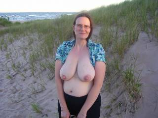 The biggest hard nipples you have ever seen!