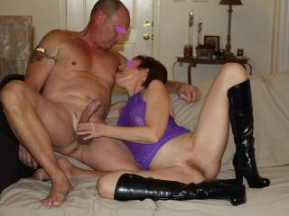 His i cock stroked