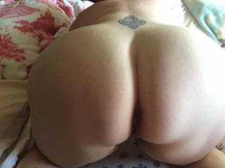 love to put that ass to work and watch you make it wiggle on this huge cock