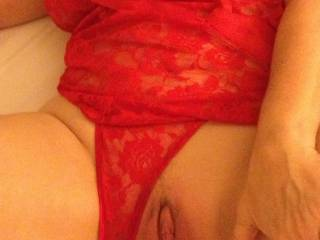 I would be in pure blissful heaven! Could I give you my real cock bareback? I have a HUGE fantasy of filling a hot mature milf with my cum... You look simply delicious btw!  XoxO  Deep.Throat.Her.