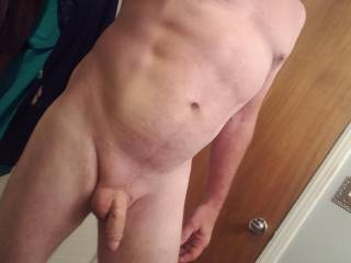 """6\'2"""", 230#, shaven, fit bod, , , , can you believe the wife doesnt want sex???  I am fucking horny all the time, , , volunteers?"""