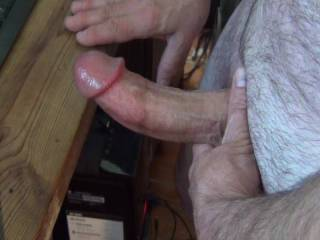 Some hard, thick cock fun...