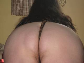 this tiny thong is perfect for your stunningly hot ass!!!