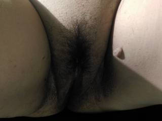 nice shave! i want to finger her and fuck her big time! and cum hard and deep inside her  - then pull out and watch our juices drip out of her hot wet vagina!