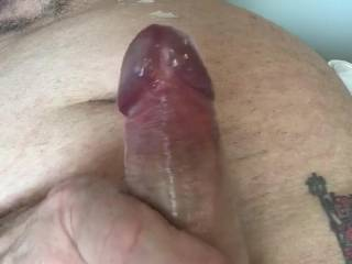 Christmas day and very horny so I started looking ar Zoig frends picture and Vids then I got to my friend S who Im meeting in Jan.  Well I then got so excited stroking my cock  I could not hold my cum any longer so !!!
