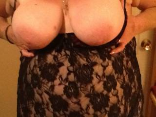 some huge bouncing tits!