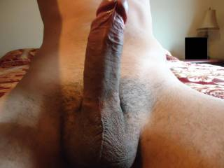 I would love to go down on your good looking cock...